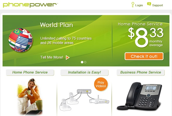 Business VoIP Phone Service Power Review